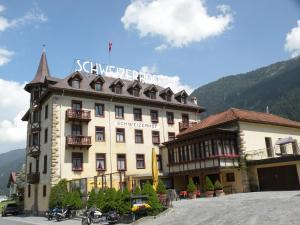 Hotel Schweizerhof Sta Maria, Отели  Санта-Мария-Валь-Мюстаир - big - 20