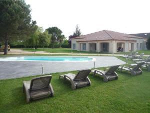 Maison d'hôtes Villa Soleil, Affittacamere  Bergerac - big - 42