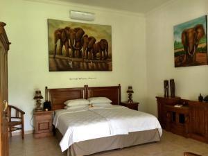 Villa Bugis Kalibaru, Penzióny  Kalibaru - big - 10