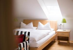Hotel-Restaurant Vinothek Lamm, Hotel  Bad Herrenalb - big - 22