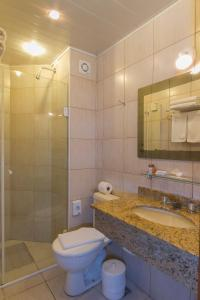 Flat Hotel Palazzo Reale, Aparthotels  Campos do Jordão - big - 2