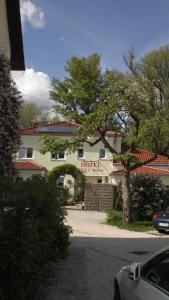 Hotel Villa Rosa, Отели  Аллерсхаузен - big - 29