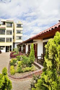 Hotel El Lago, Отели  Paipa - big - 18
