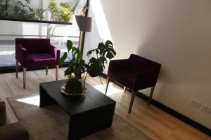 Suites Metropoli Bristol Park, Апартаменты  Кито - big - 11