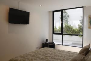 Suites Metropoli Bristol Park, Апартаменты  Кито - big - 28