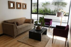 Suites Metropoli Bristol Park, Апартаменты  Кито - big - 12