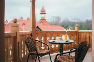 Svityaz Resort, Kurhotels  Truskavets - big - 51