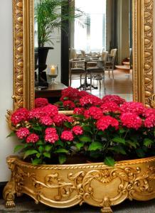 Charme Hotel Hancelot, Hotels  Gent - big - 22