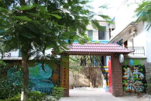 Train Seven Youth Hostel, Hostely  Jinghong - big - 21