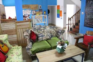 Train Seven Youth Hostel, Hostely  Jinghong - big - 59