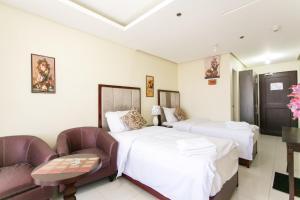 JMM Grand Suites, Apartmanhotelek  Manila - big - 2