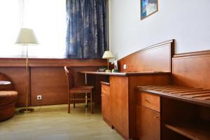 Hotel Olympik, Отели  Прага - big - 52