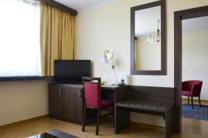 Hotel Olympik, Отели  Прага - big - 45