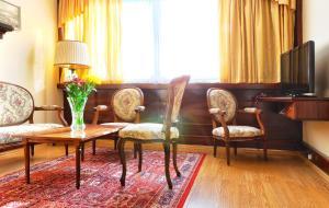 Hotel Olympik, Отели  Прага - big - 49