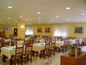 Hotel Dinajan, Hotels  Villanueva de Arosa - big - 14