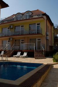 3 hviezdičkový hotel Barex Family Hotel Sozopol Bulharsko