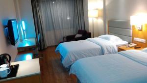 Starway Hotel Huanshi East Road, Hotels  Guangzhou - big - 23