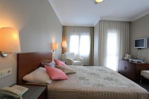 Summer Hotel, Hotels  Akyaka - big - 7