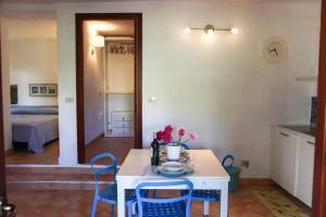 Residence Salina - Acquarela, Apartmanok  Malfa - big - 38