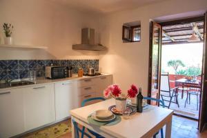 Residence Salina - Acquarela, Apartmanok  Malfa - big - 25