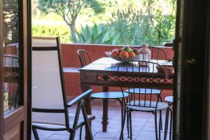 Residence Salina - Acquarela, Apartmanok  Malfa - big - 39