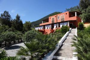 Residence Salina - Acquarela, Apartmanok  Malfa - big - 63