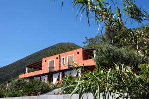 Residence Salina - Acquarela, Apartmanok  Malfa - big - 74