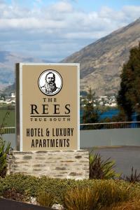 The Rees Hotel & Luxury Apartments, Szállodák  Queenstown - big - 57