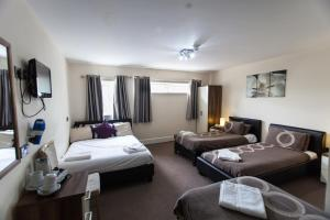 Travellers Inn, Hotels  Oldbury - big - 2