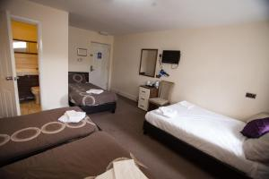 Travellers Inn, Hotels  Oldbury - big - 9