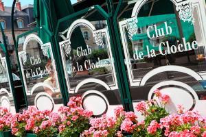 Citôtel De La Cloche, Hotel  Dole - big - 57