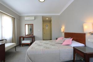 Summer Hotel, Hotels  Akyaka - big - 4