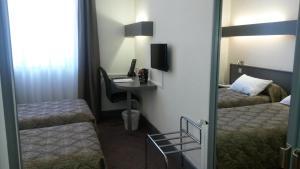 Citôtel De La Cloche, Hotel  Dole - big - 41
