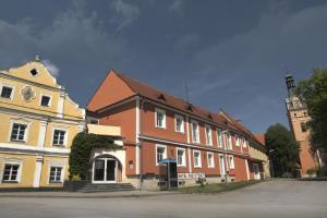 Hotel Pod Stráží, Hotels  Lhenice - big - 43