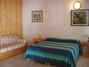 Agriturismo Arabesque, Farm stays  Balestrate - big - 6