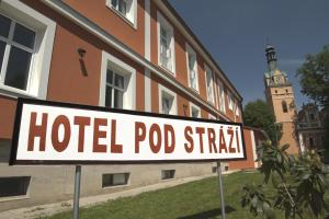 Hotel Pod Stráží, Hotels  Lhenice - big - 46