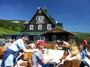 Horska Bouda Dvoracky