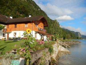Haus Seehof, Pensionen  Sankt Gilgen - big - 65