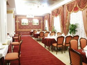 Marlen Hotel, Отели  Ровно - big - 16