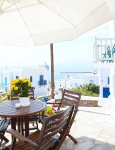 Myconian Inn, Hotely  Mykonos - big - 5