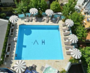 Hotel Verona, Hotely  Cesenatico - big - 1