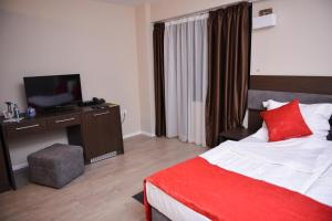 Opera House Hotel, Hotels  Skopje - big - 11