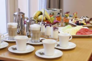 Hotel Mohren, Отели  Оберстдорф - big - 24