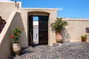 Santorini Heritage Villas, Vily  Megalokhori - big - 103