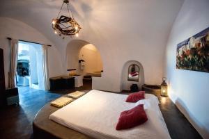 Santorini Heritage Villas, Vily  Megalokhori - big - 101