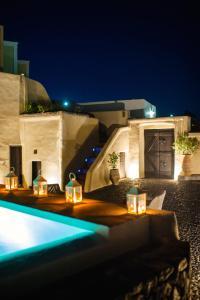 Santorini Heritage Villas, Vily  Megalokhori - big - 94