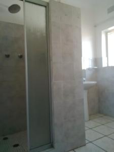 single room with exterior private bathroom