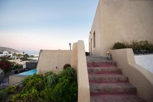 Santorini Heritage Villas, Vily  Megalokhori - big - 90