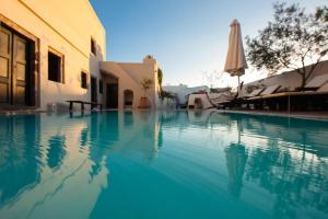 Santorini Heritage Villas, Vily  Megalokhori - big - 84
