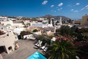 Santorini Heritage Villas, Vily  Megalokhori - big - 79